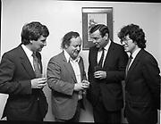 I.D.L. Writers Week Press Reception, Dublin,<br /> 10th May 1984
