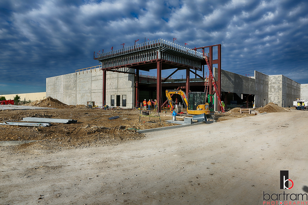 T5 Data Center in Plano, Texas on Thursday, April 27, 2017. (Photo by Kevin Bartram)