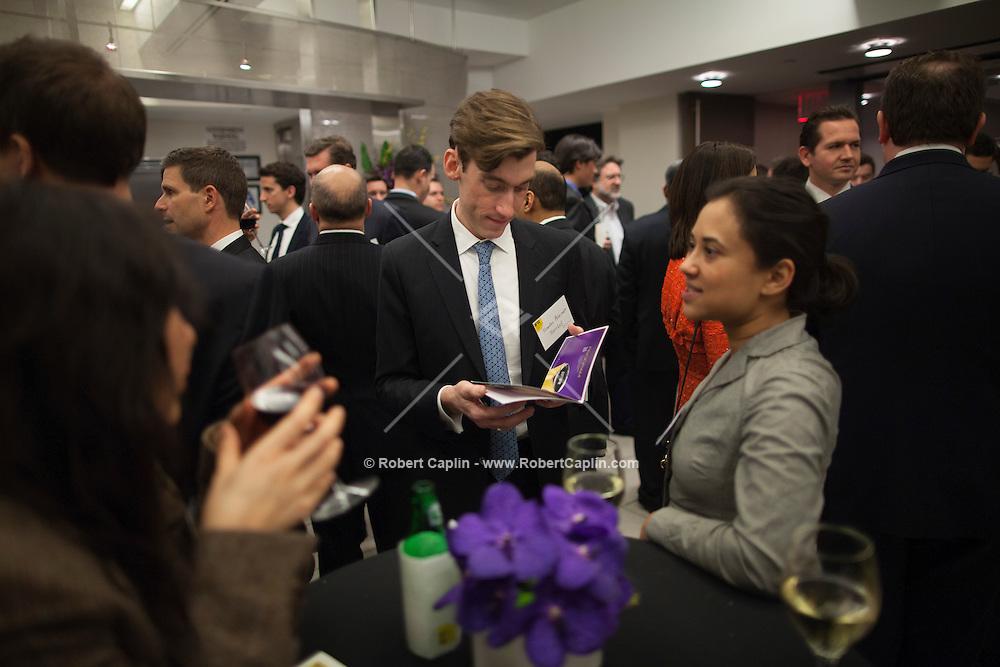 2012 IFR Awards. New York, NY. ..Photo © Robert Caplin..