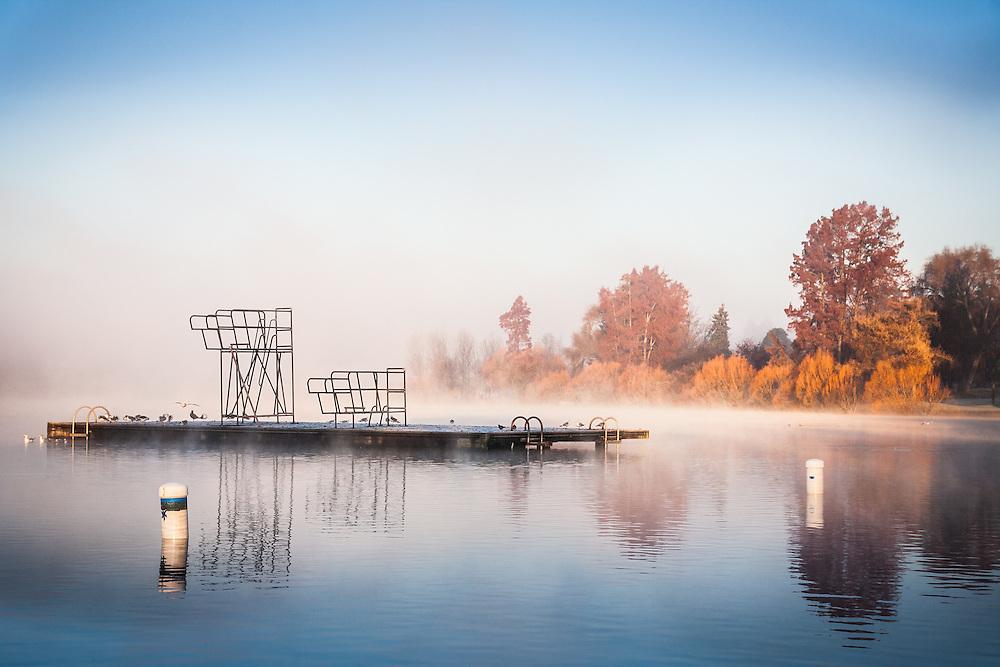 Green Lake, December No.2