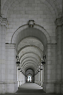 The arches at Union Station