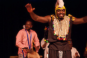 Titambi Performs at African Nights