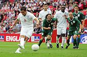 England v Slovenia