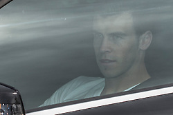 © licensed to London News Pictures. London, UK 07/08/2013. Gareth Bale arriving Tottenham Hotspur FC's training ground in north London on Wednesday, August 07, 2013. Photo credit: Tolga Akmen/LNP