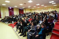 20171213 INAUGURAZIONE AULA EUROPA LICEO CARDUCCI