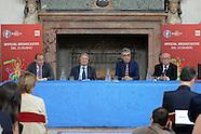 20160531 - conferenza per gli europei di calcio 2016 Rai Ambasciata di Francia