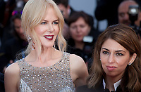 Nicole Kidman and Sofia Coppola at The Beguiled gala screening at the 70th Cannes Film Festival Wednesday 24th May 2017, Cannes, France. Photo credit: Doreen Kennedy