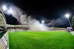 Stadium Ljudski vrt during football match between NK Maribor and NK Domzale in 9th Round of Prva liga Telekom Slovenije 2018/19, on August 05, 2018 in Ljudski vrt, Maribor, Slovenia. Photo by Mario Horvat / Sportida