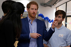 London Duke And Duchess & Prince Harry At The Mix - 21 Dec 2106