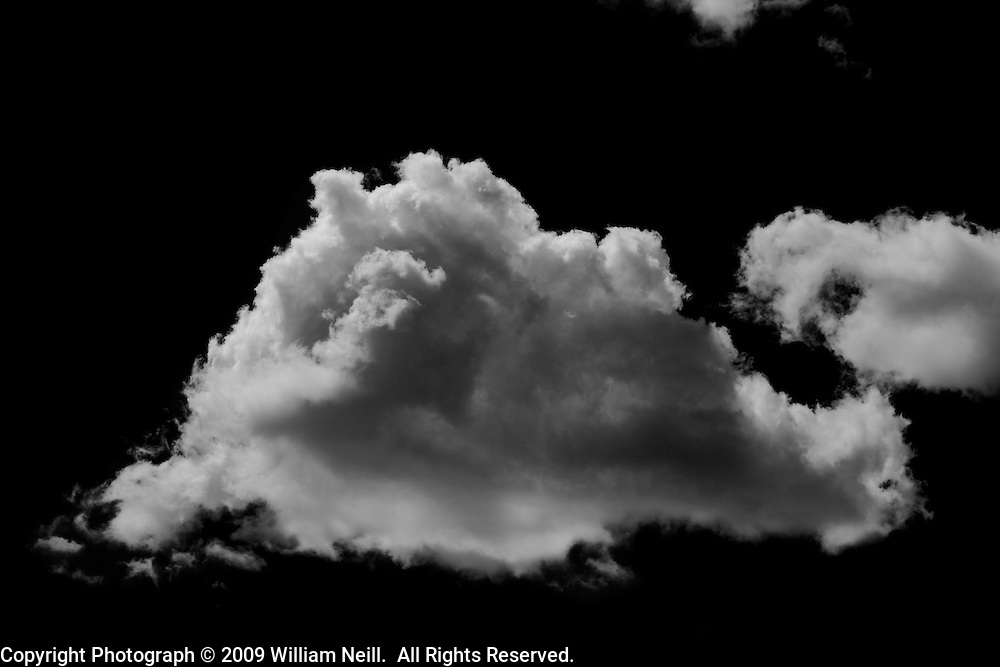 Clouds, Ahwahnee, California  2009
