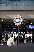 King's Cross & St Pancras train stations and Underground