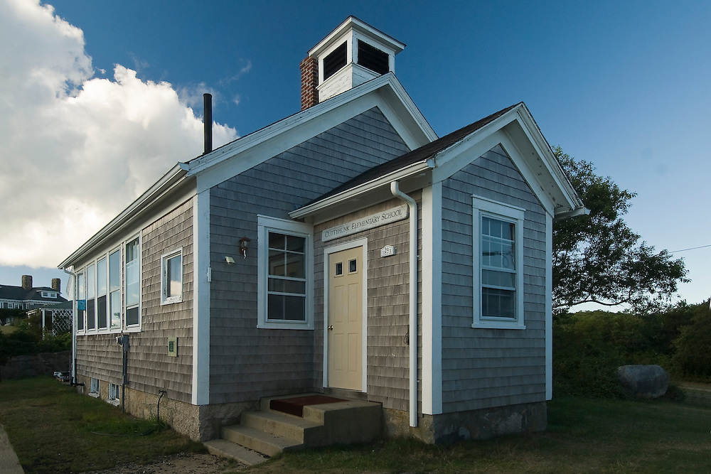 Massachusetts, Cuttyhunk Island, Cuttyhunk Elementary School