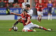 Charlton Athletic v Derby County 291212