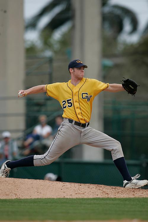2005 George Washington University Baseball