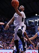 NCAA Basketball - Butler Bulldogs vs Marquette - Indianapolis, IN