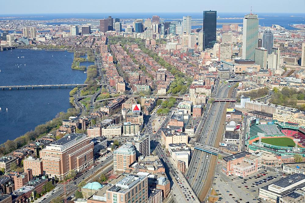 Boston University - Stadium - Charles River