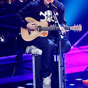 NLD/Amsterdam/20121130 - 4e liveshow The Voice of Holland 2012, Ed Sheeran