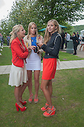 INDIA MCCRATH; AMBER MORRISON; HERMIONE CORFIELD, Ladies Day, Glorious Goodwood. Goodwood. August 2, 2012