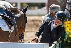 Brash Scott, GBR, Hello Jefferson<br /> Spruce Meadows Masters - Calgary 2019<br /> © Hippo Foto - Dirk Caremans<br />  07/09/2019