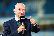 QPR manager Ian Holloway during  interview at the EFL Sky Bet Championship match between Queens Park Rangers and Fulham at the Loftus Road Stadium, London, England on 29 September 2017. Photo by Sebastian Frej.