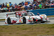 #60 Michael Shank Racing with Curb/Agajanian Ligier JS P2: Olivier Pla, John Pew, Oswaldo Negri, Jr.
