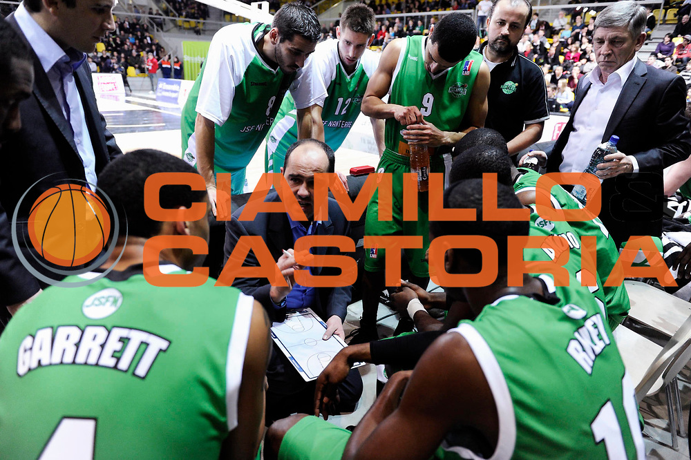 DESCRIZIONE : Championnat de France Pro a Strasbourg<br /> GIOCATORE : Franck Le Goff<br /> SQUADRA : Nanterre<br /> EVENTO : Pro a <br /> GARA : Strasbourg Nanterre<br /> DATA :14/01/2012<br /> CATEGORIA : Basketball France Homme<br /> SPORT : Basketball<br /> AUTORE : JF Molliere<br /> Galleria : France Basket 2011-2012 Action<br /> Fotonotizia : Championnat de France Basket Pro A<br /> Predefinita :