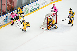 ANKERST Jaka during Alps Hockey League match between HC Pustertal and HDD SIJ Jesenice, on October 3, 2019 in Ice Arena Podmezakla, Jesenice, Slovenia. Photo by Peter Podobnik / Sportida