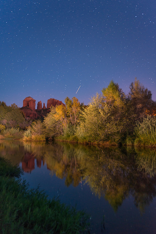 USA, Arizona, Southwest,Sedona, Oak Creek Canyon