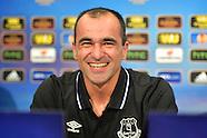 Everton Press Conference 250215