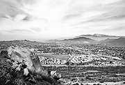 View of the West Side from Mt. Rubidoux