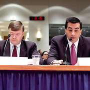 "John Azzarello. Commission staffers present Staff Statement No. 17, ""Improvising a Homeland Defense."" The 9/11 Commission's 12th public hearing on ""The 9/11 Plot"" and ""National Crisis Management"" was held June 16-17, 2004, in Washington, DC."