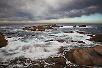 Incoming Tides, Point Lobos State Natural Reserve, California