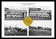 1954 - All Ireland Hurling Final Cork v Wexford at Croke park Dublin.