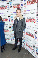 Harry Hadden, WhatsOnStage Awards Nominations - launch party, Cafe De Paris, London UK, 06 December 2013, Photo by Raimondas Kazenas