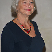Kate Adie attends Women of the Year Lunch and Awards at Intercontinental Hotel Park Lane, London, UK. 15 October 2018.