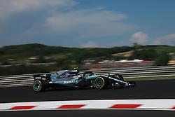 July 29, 2018 - Budapest, Hungary - Motorsports: FIA Formula One World Championship 2018, Grand Prix of Hungary, ..#77 Valtteri Bottas (FIN, Mercedes AMG Petronas Motorsport) (Credit Image: © Hoch Zwei via ZUMA Wire)