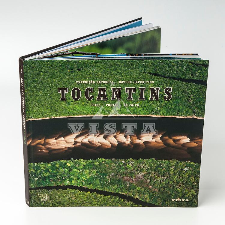 Livro Expedicao Natureza Tocantins - Tocantins Nature Expedition book