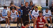 DESCRIZIONE : Madrid Spagna Spain Eurobasket Men 2007 Qualifying Round Italia Turchia Italy Turkey GIOCATORE : Carlo Recalcati <br /> SQUADRA : Nazionale Italia Uomini Italy <br /> EVENTO : Eurobasket Men 2007 Campionati Europei Uomini 2007 <br /> GARA : Italia Turchia Italy Turkey <br /> DATA : 10/09/2007 <br /> CATEGORIA : Ritratto <br /> SPORT : Pallacanestro <br /> AUTORE : Ciamillo&amp;Castoria/JF.Molliere <br /> Galleria : Eurobasket Men 2007 <br /> Fotonotizia : Madrid Spagna Spain Eurobasket Men 2007 Qualifying Round Italia Turchia Italy Turkey Predefinita :