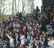 Dundee fans - Dundee v Aberdeen in the Clydesdale Bank Scottish Premier League at Dens Park.. - © David Young - www.davidyoungphoto.co.uk - email: davidyoungphoto@gmail.com