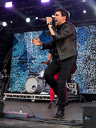 Gun performing at Party At The Palace Music Festival in Linlithgow Palace grounds on Sat 13th August 2016.<br /> <br /> Gun is a hard rock band from Glasgow, Scotland. <br /> <br /> Dante Gizzi - Vocals<br /> Jools Gizzi - Guitar<br /> Alex Dickson - Guitar<br /> Andy Carr - Bass<br /> Paul McManus - Drums<br /> <br /> <br /> <br /> <br /> Alan Rennie/ EEm