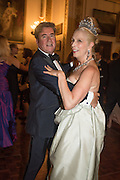 LADY GEORGIE CAMPBELL; PETER COLEMAN, The 20th Russian Summer Ball, Lancaster House, Proceeds from the event will benefit The Romanov Fund for RussiaLondon. 20 June 2015
