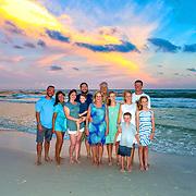 Klein (Pat) Family Beach Photos