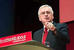 Shadow Chancellor John McDonnell addresses the Scottish Labour conference in Dundee 11032018 pic by Terry Murden @edinbughelitemedia 07971 686038
