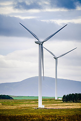 Wind Turbines in South Lanarkshire, Scotland<br /> <br /> (c) Andrew Wilson | Edinburgh Elite media