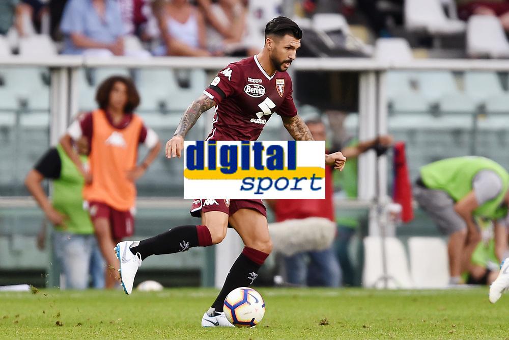 Roberto Soriano<br /> Torino 19-08-2018 Stadio Olimpico Grande Torino <br /> Football Calcio Serie A 2018/2019 Torino - Roma Foto Daniele Buffa / Image Sport / Insidefoto