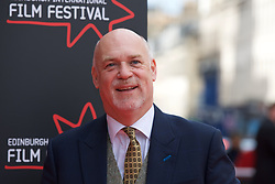 "Mark Adams(EIFF Artistic Director) on the red carpet at the Edinburgh International Film Festival world Premier of ""England is Mine"" at Edinburgh's Festival Theatre. Sunday, 2nd July, 2017(c) Brian Anderson 