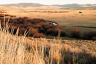 Big Hole Valley, Land of 10,000 Haystacks, Bull Creek, Montana