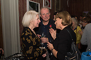 Party afterwards at the Royal Academy, Premiere of Revolution, New Art For a New World ,  Curzon cinema , London. 10 Nov 2016