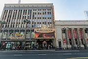 Disney studio store, Los Angeles, California