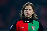 28-01-2011: Voetbal: NEC - Heracles Almelo: Nijmegen<br /> Eredivisie 2010 / 2011<br /> Lasse Schone<br /> &copy; 2011 Joep Leenen Sportfotografie